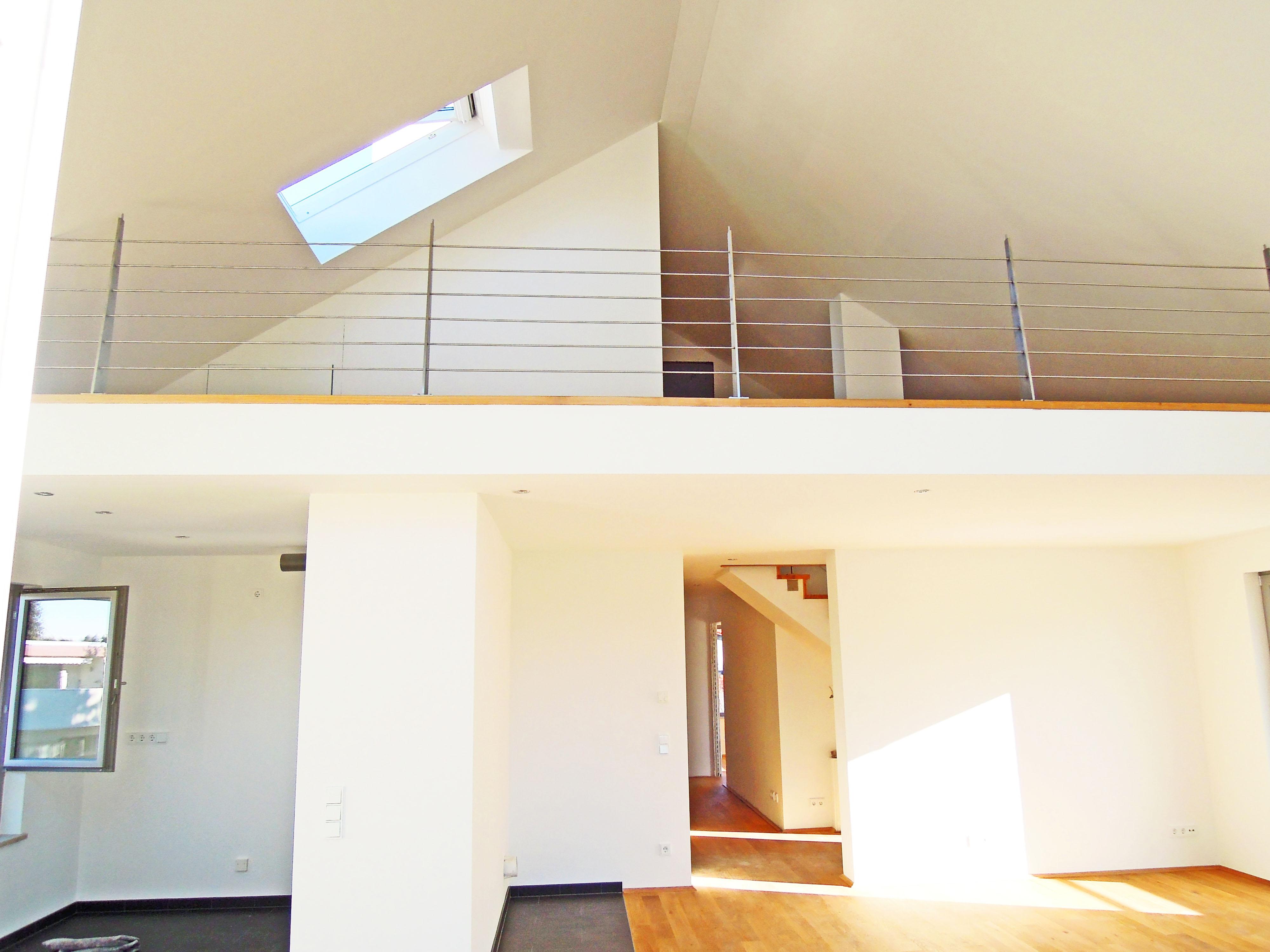 Vermietung: exklusive dachgeschoss penthouse wohnung in solln ...