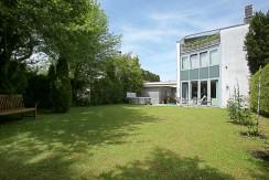 Architektonische Besonderheit in bevorzugter Wohnlage von Fürstenried