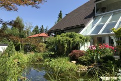 zur Miete: Charmante Villenhälfte in idyllischer Wohnlage von München-Aubing